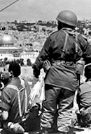The Six-Day War: Day Three