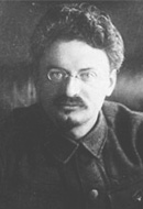 Trotsky Eats and Runs