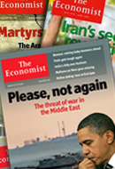 The <i>Economist</i> Strikes Again