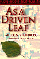 <i>As a Driven Leaf</i>