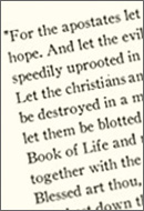 Do Jews Curse Christians?