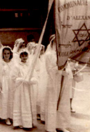The Egyptian Jewish Remnant, Against Israel