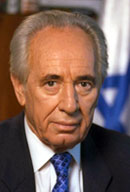 The New Shimon Peres