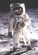 Mensch in the Moon