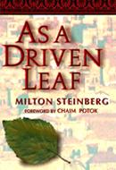 <i>As a Driven Leaf</i>